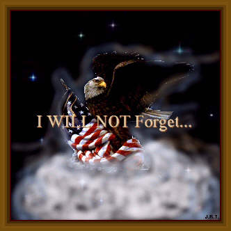 I Will Not Forget